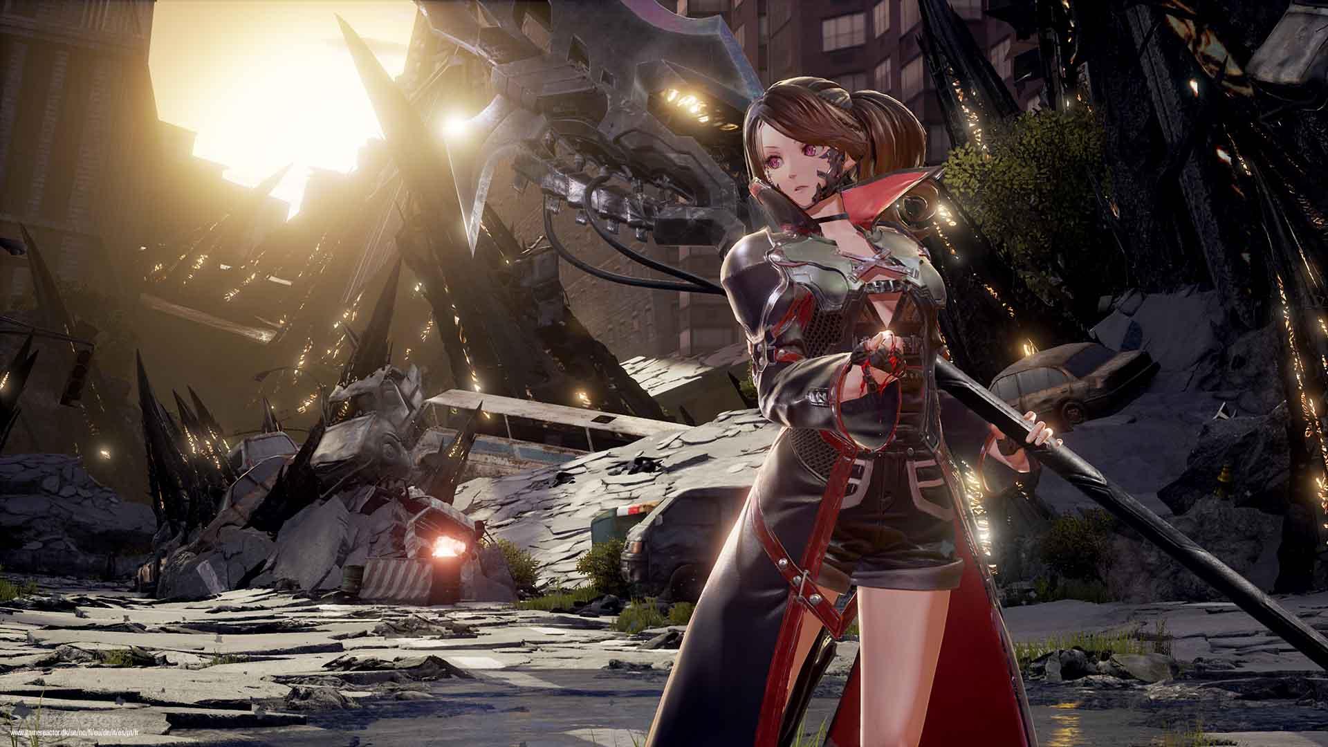 Code Vein Bandai Namco Entertainment release