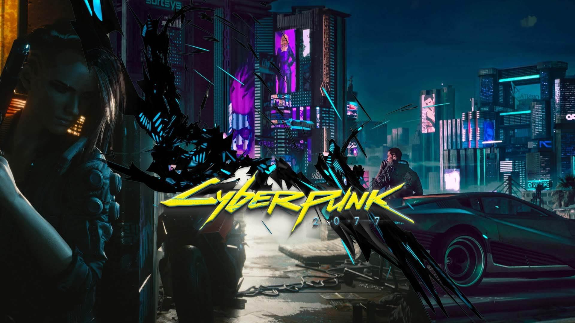 مراجعة لعبة cyberpunk 2077 cut scenes