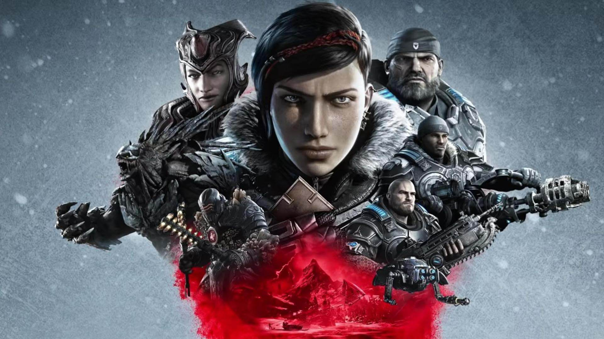 gears 5 the coalition لعبة