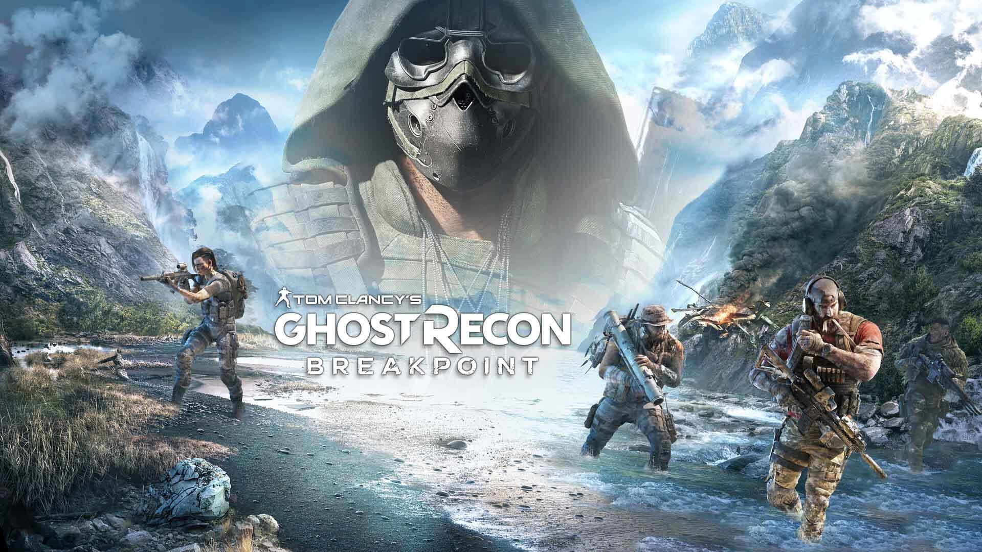 تجربة لعبة Tom Clancy's Ghost Recon Breakpoint