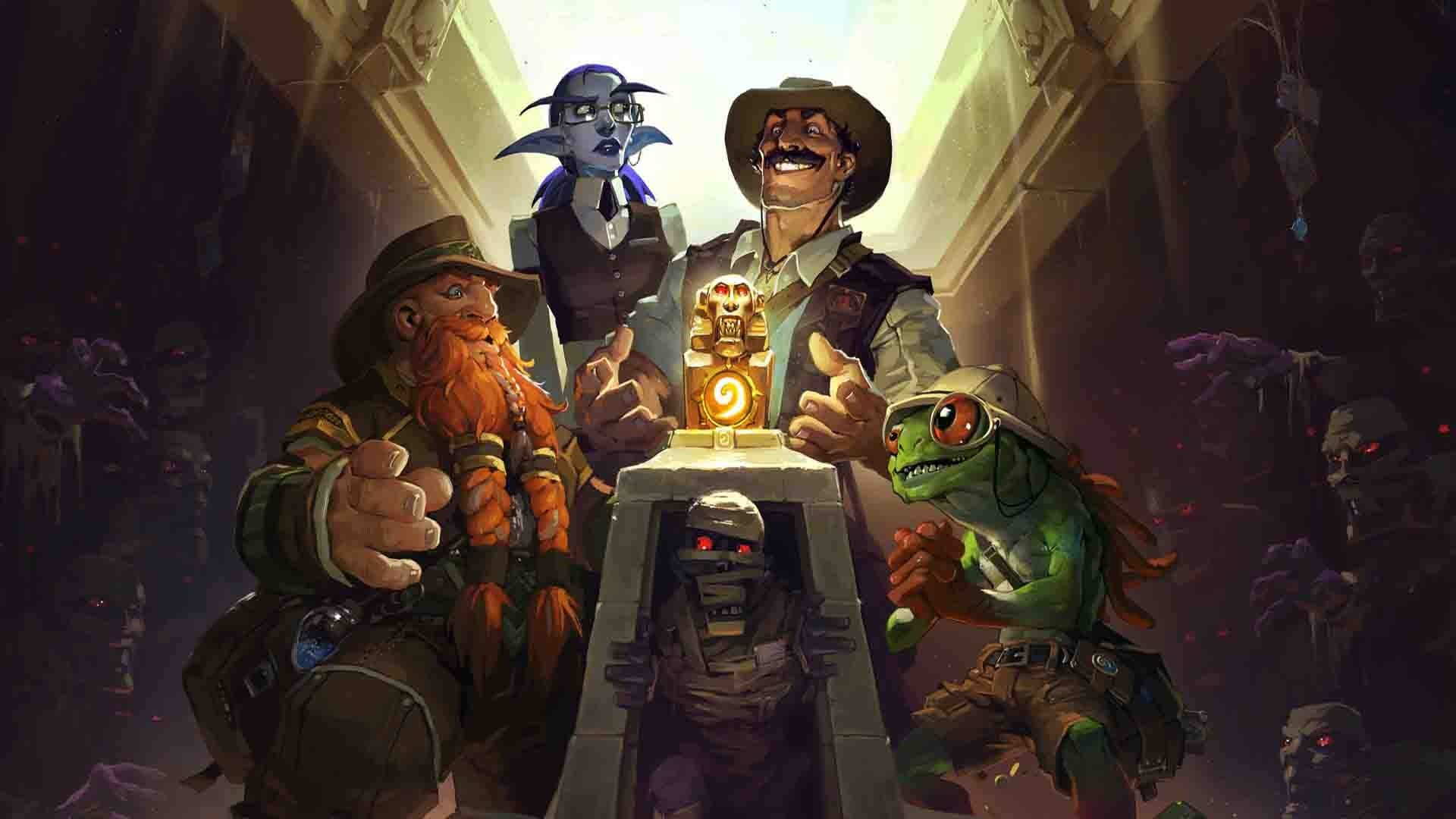 hearthstone tomb of terror