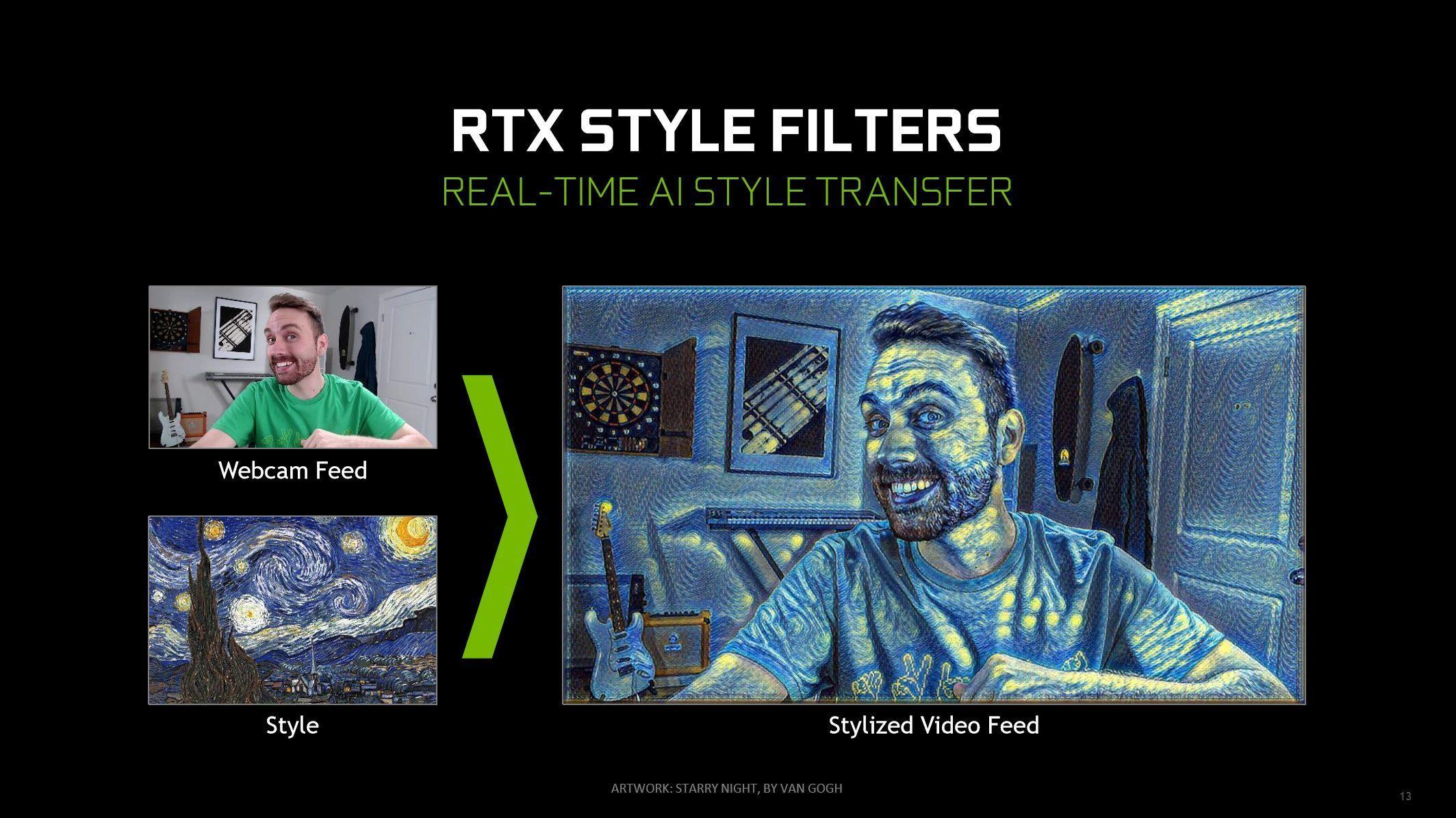 حان وقت البث: محرك البث NVIDIA RTX يجلب البث على منصة Twitch إلى الحياة مع تقنية الذكاء الاصطناعي