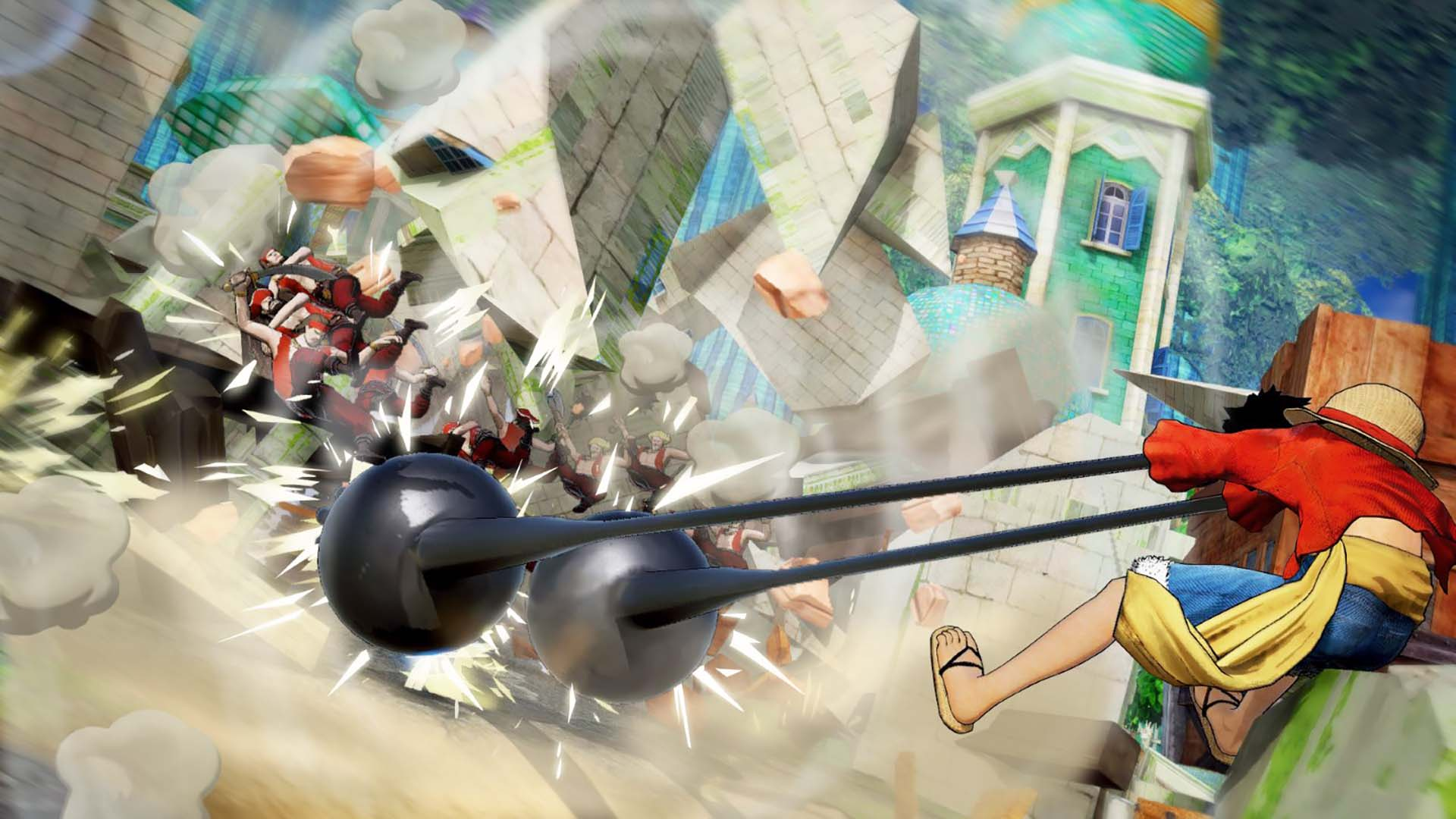 one piece pirate warriors 4 wano country