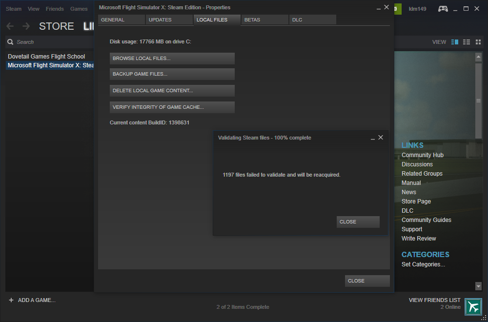 Steam ملفات