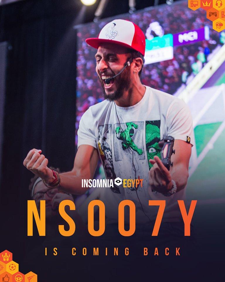 Insomnia Egypt 2019