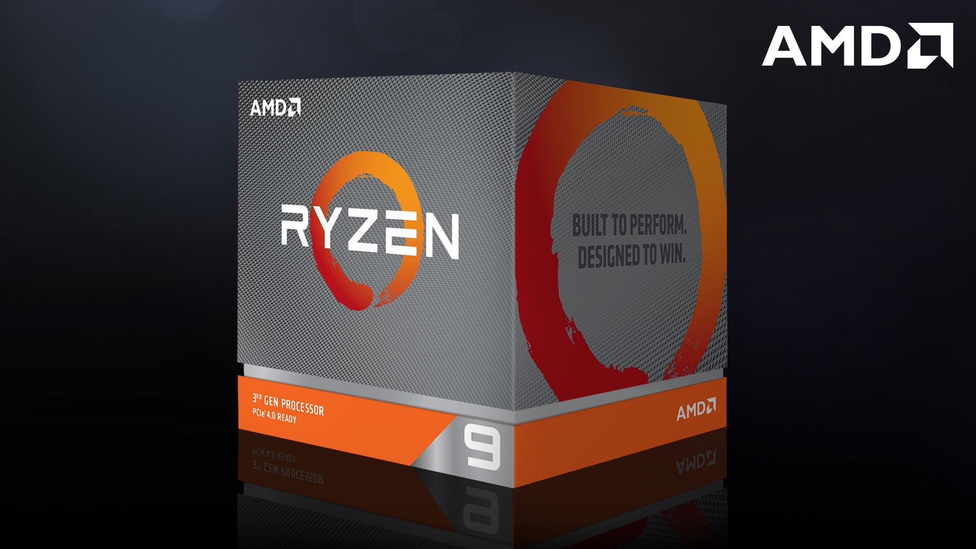 وأخيراً وبعد طول انتظار AMD تعلن عن معالج Ryzen 9 3900 و معالج Ryzen 5 3500X