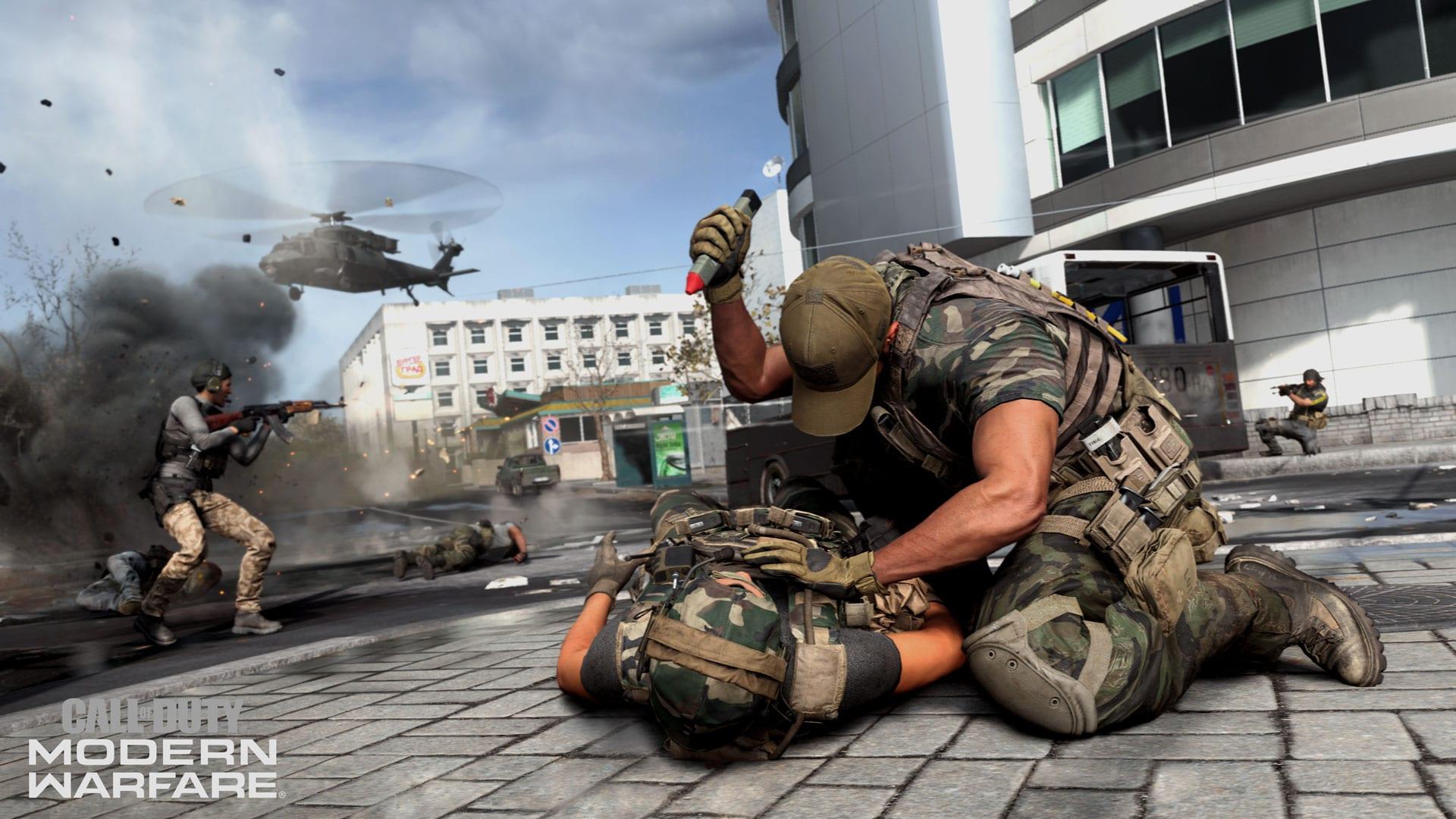 COD Modern Warfare Special Ops