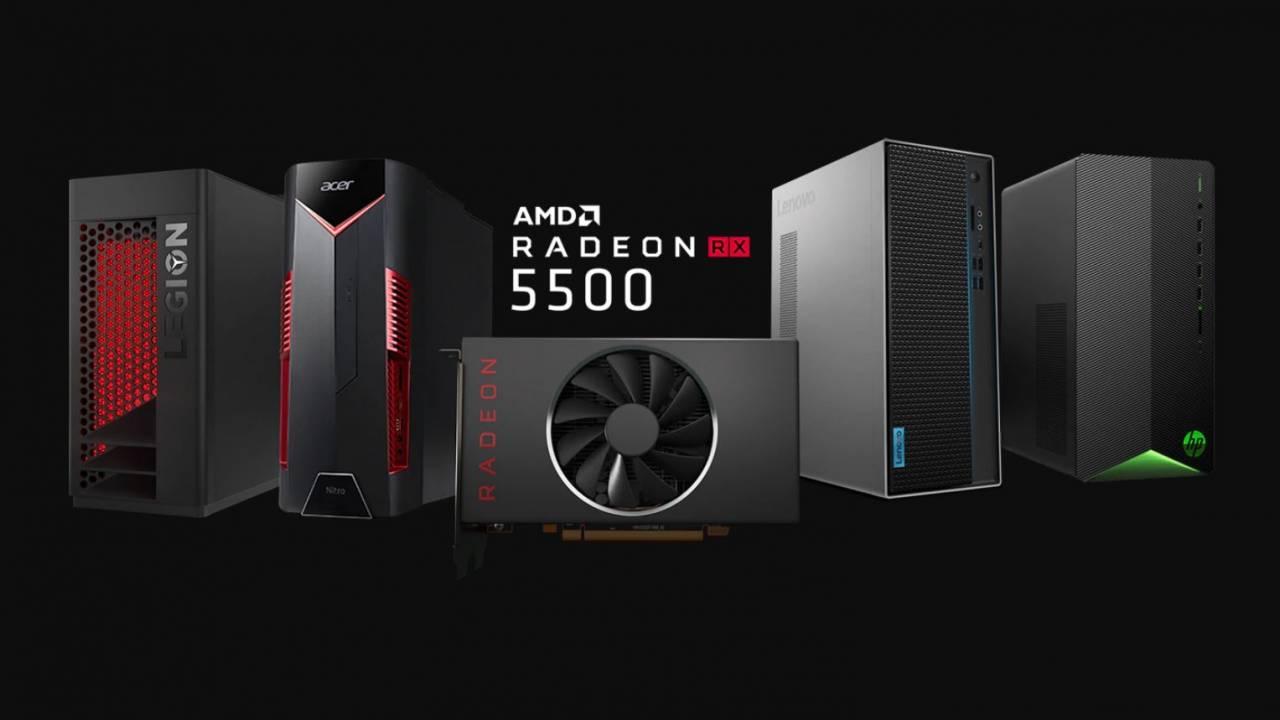 AMD الالعاب GPU كمبيوتر