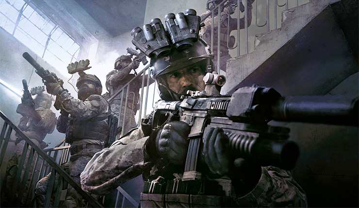 متطلبات تشغيل لعبة Call of Duty: Modern Warfare علي الكمبيوتر، أكبر من لعبة Red Redemption 2 !!!
