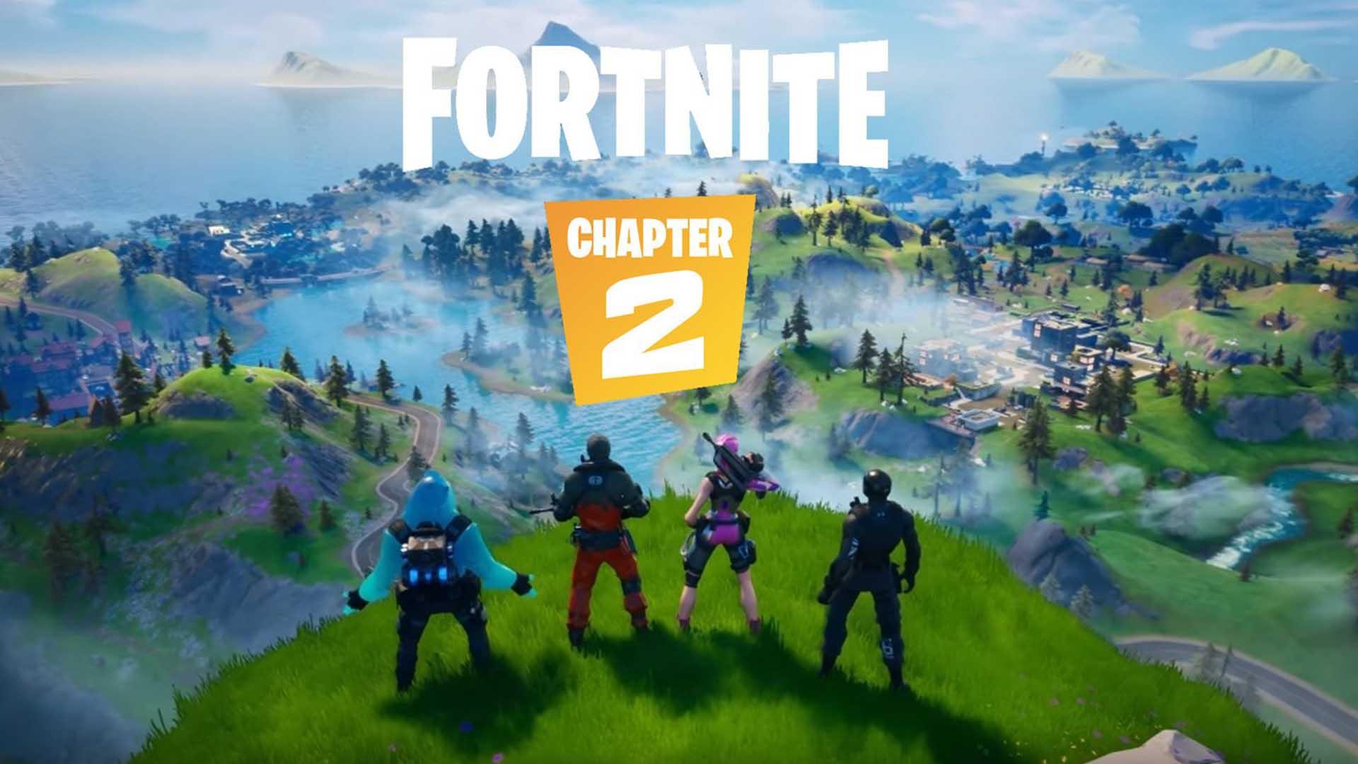 epic games fortnite 2