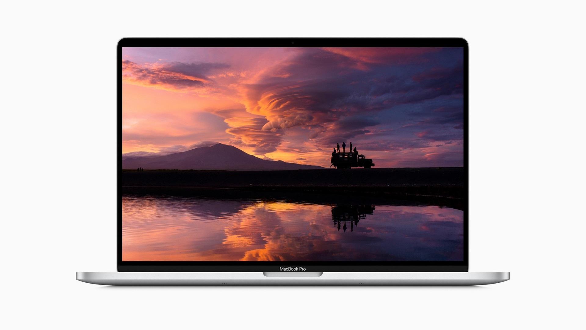 MacBook Pro Apple O LED