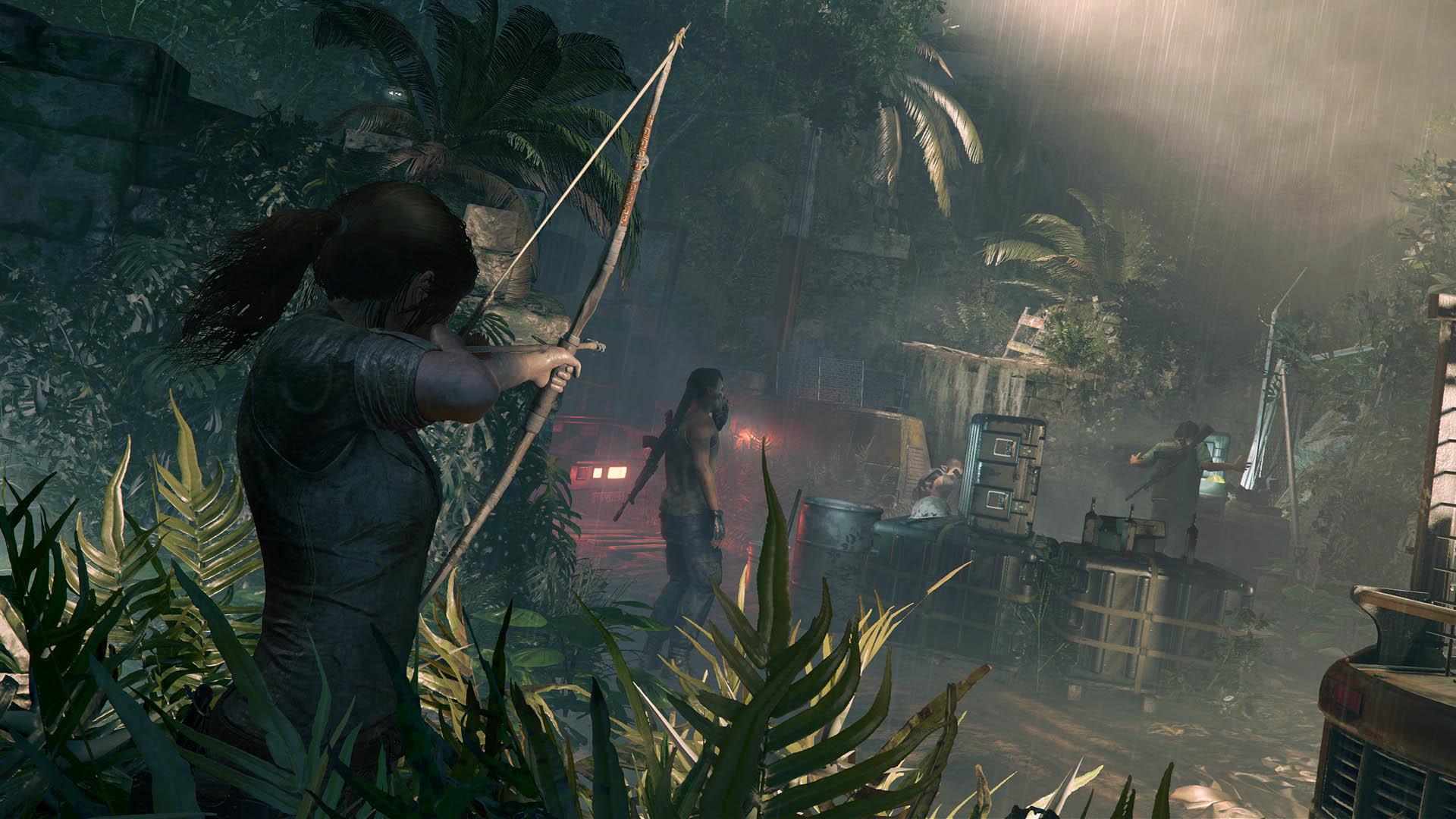 دعم تقنية AMD FidelityFX يصل لعبة Shadow of the Tomb Raider كرت شاشة