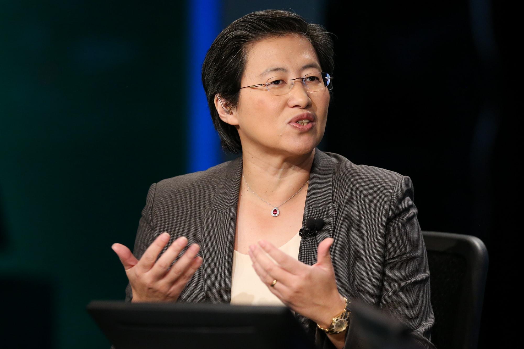 الرئيس التنفيذي لـ شركة AMD : نريد منتجات Radeon في كل مكان! - عرب ...