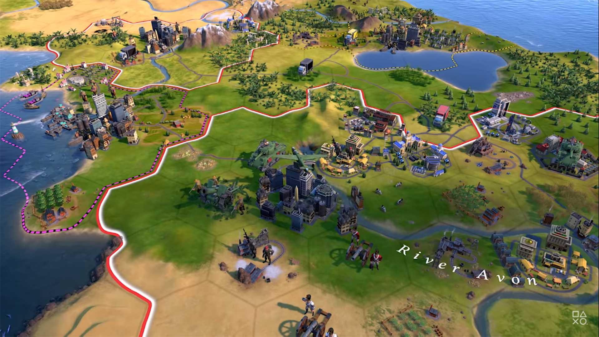 civilization vi consoles editions
