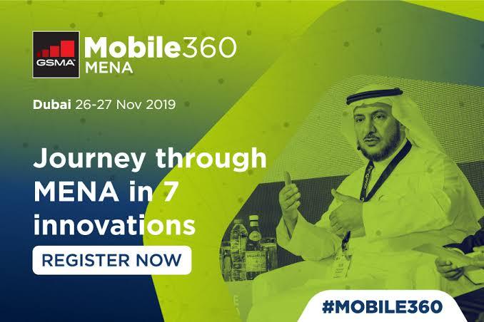 gsma mobile 360 mena