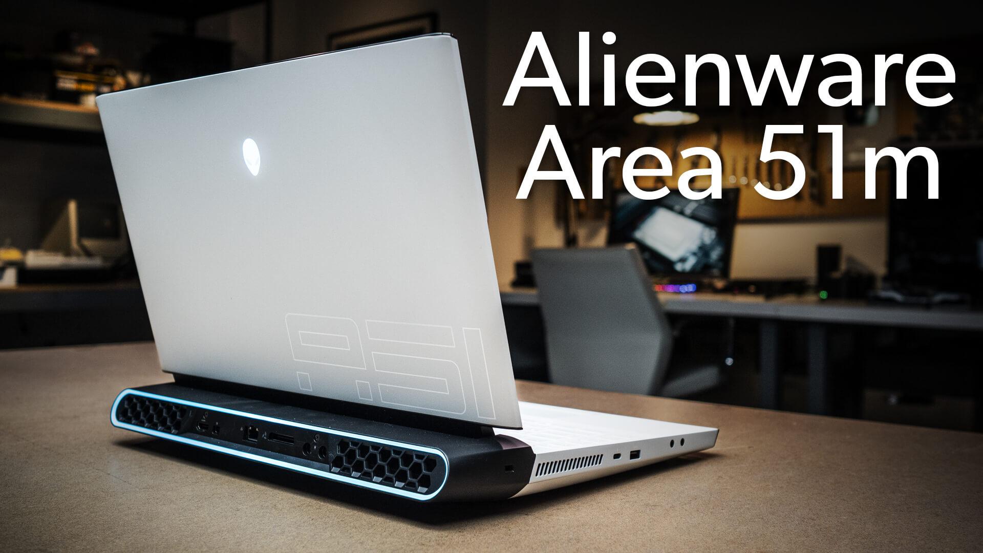 Alienware لاب توب Dell