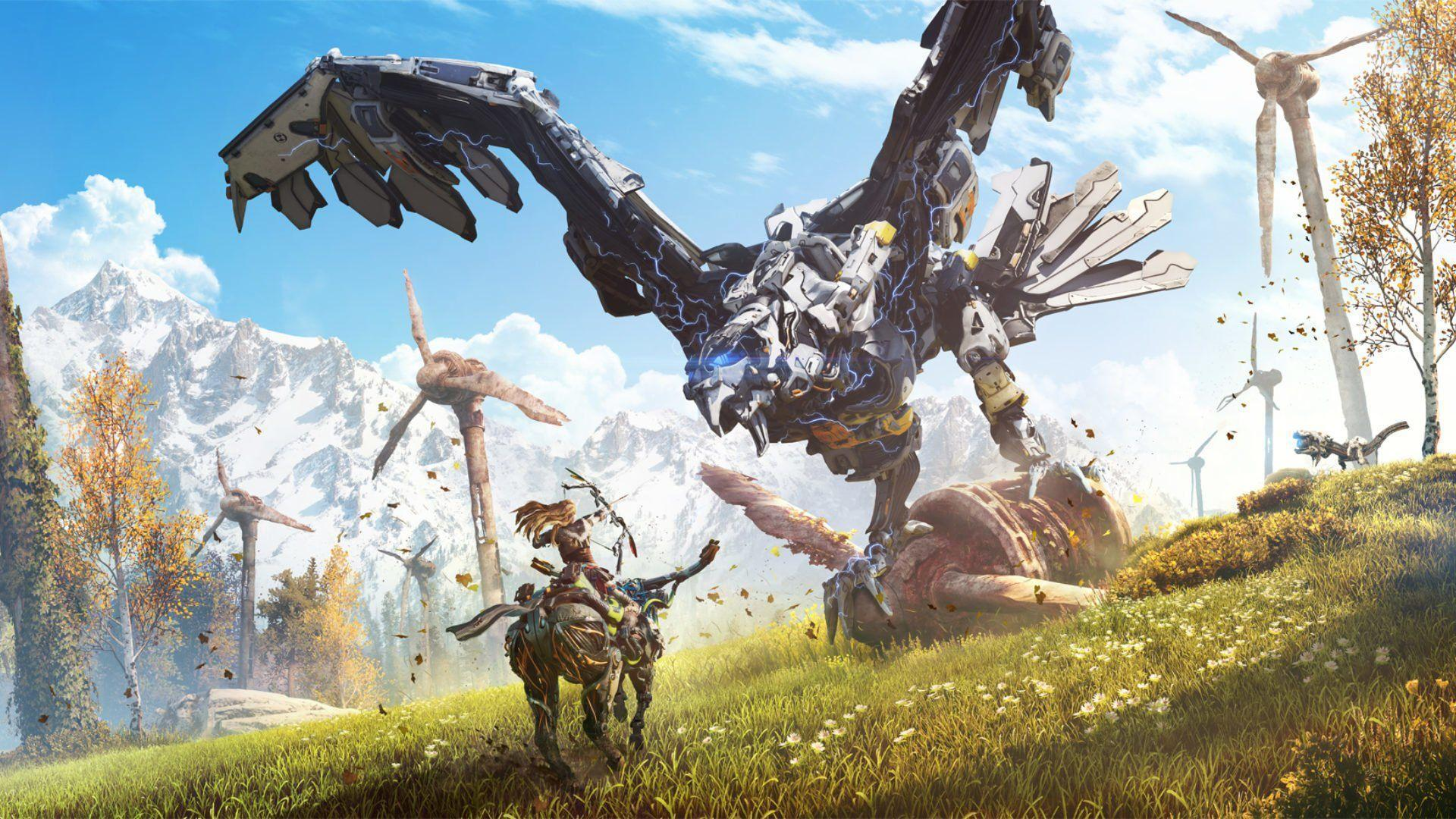 Horizon Zero Dawn PC Sony