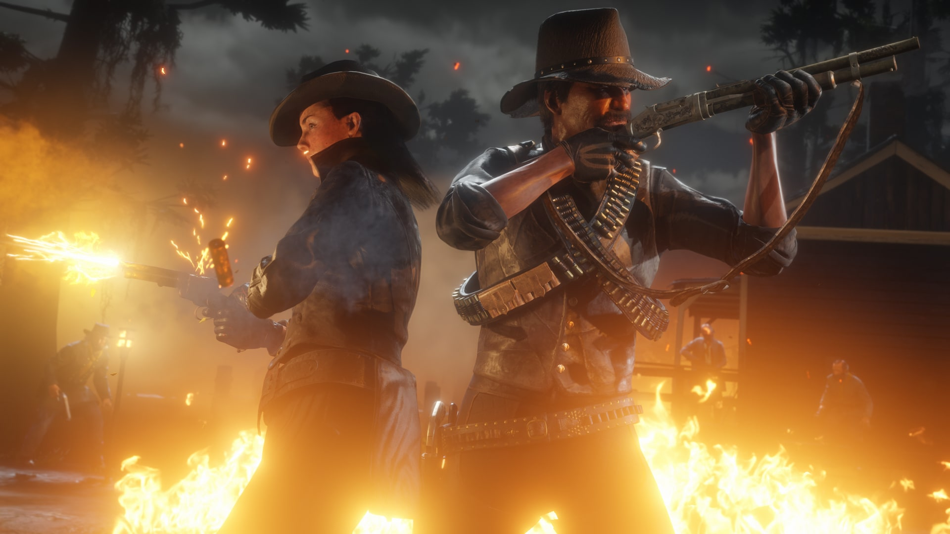 Red Dead Online Moonshiner Rockstar Games