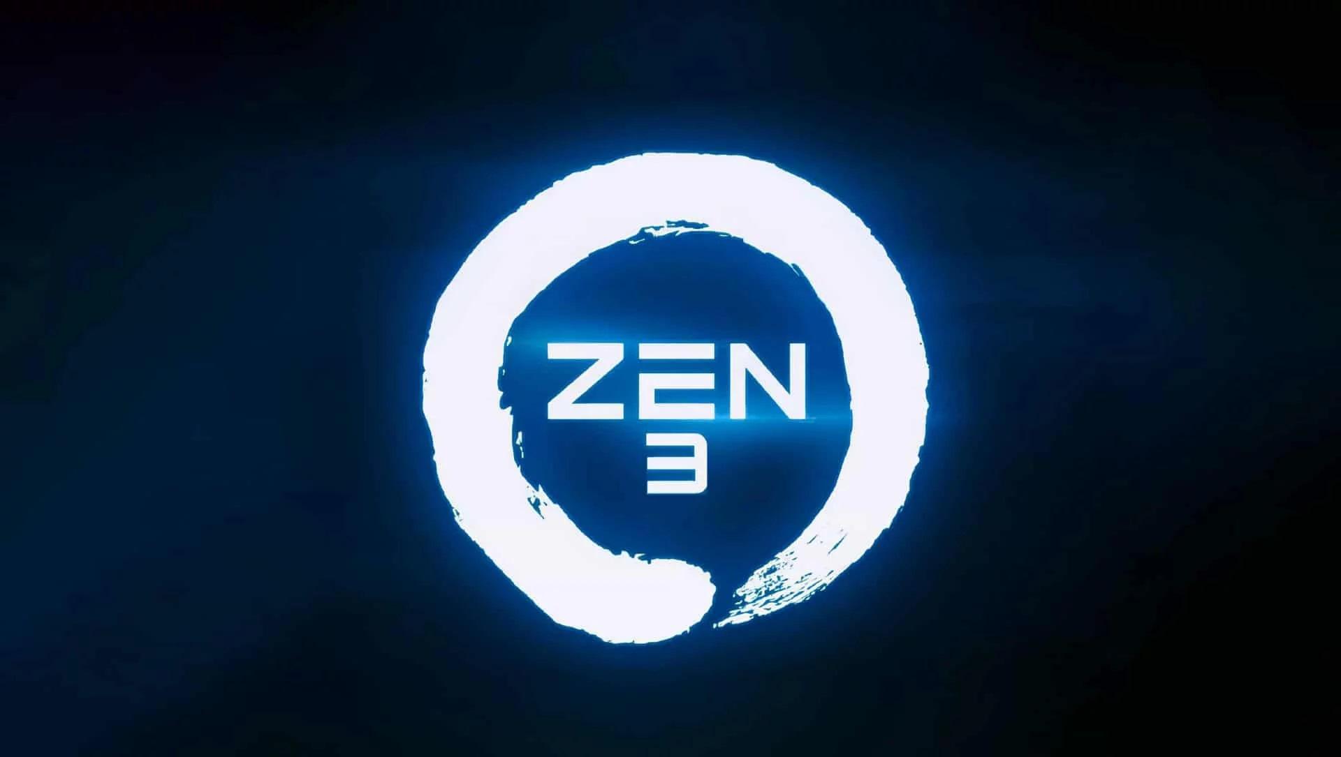 معالجات Ryzen 4000 القادمة مع أنوية Zen 3 سوف تقدم 17% زيادة في IPC ! بروسيسور معالج