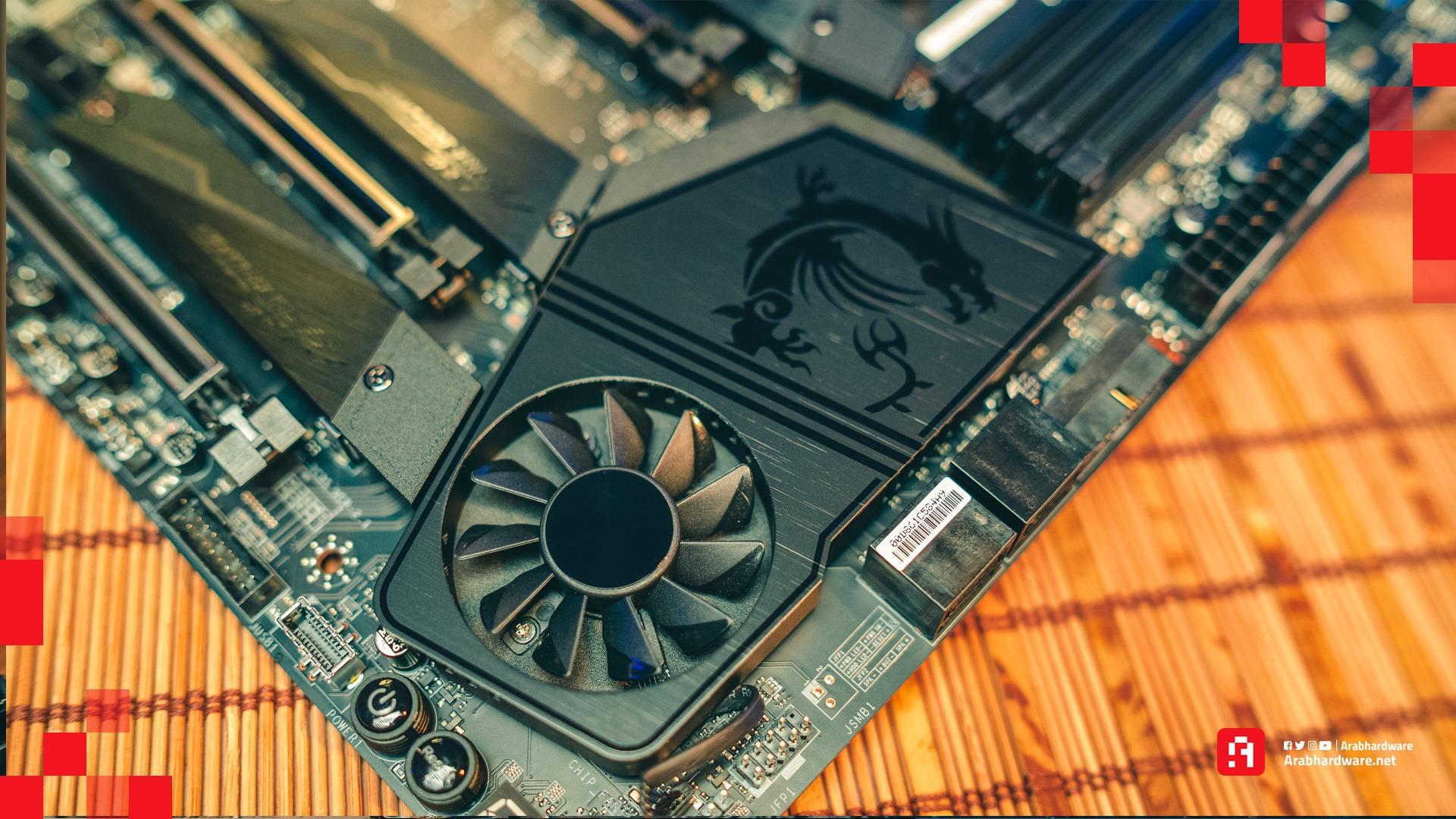 لوحة الكمبيوتر MSI MEG X570