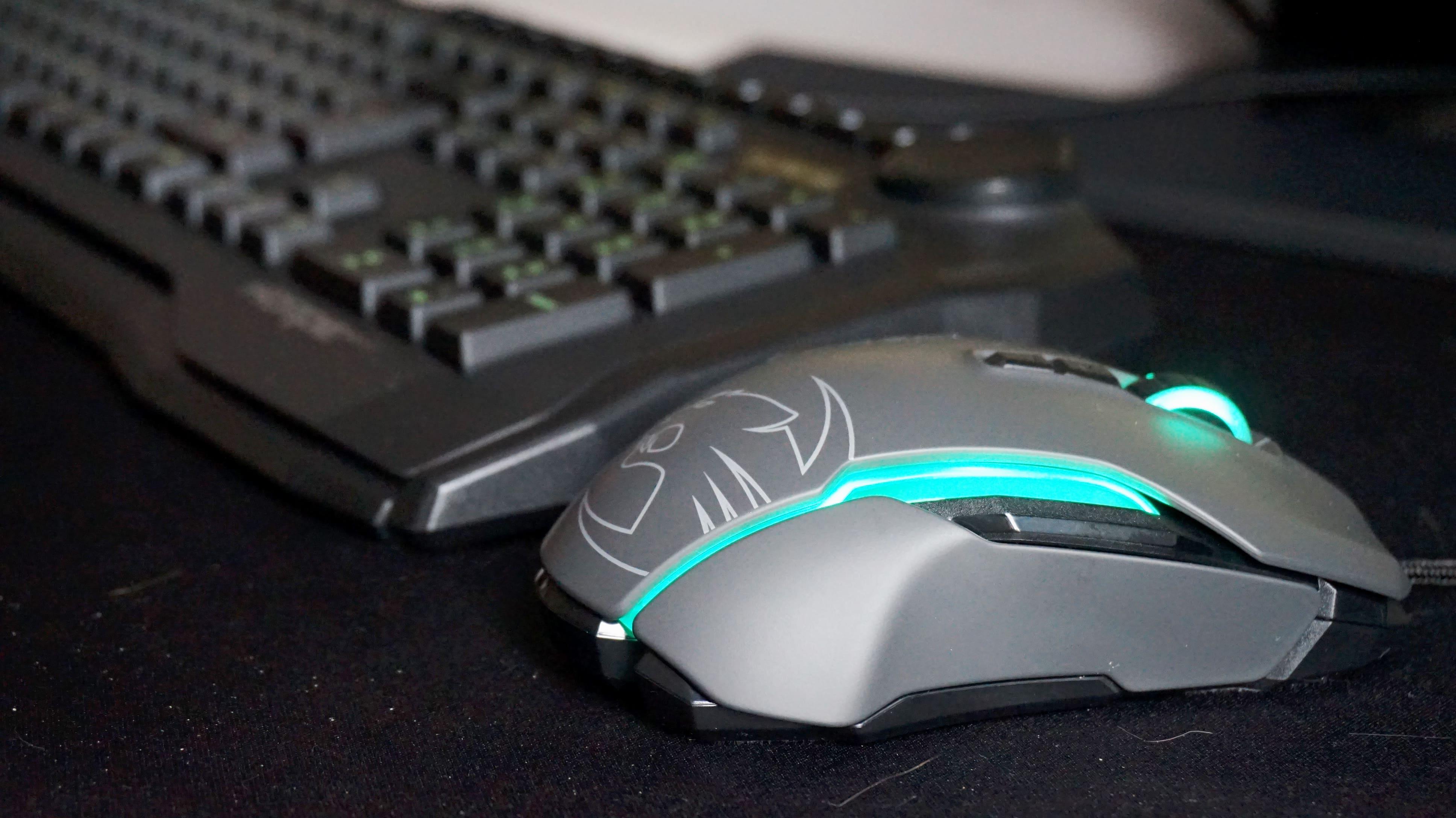 الكنز المفقود! هل من المهم أن تحصل على كيبورد و ماوس مخصصين للألعاب؟! لوحة مفاتيح و فأرة