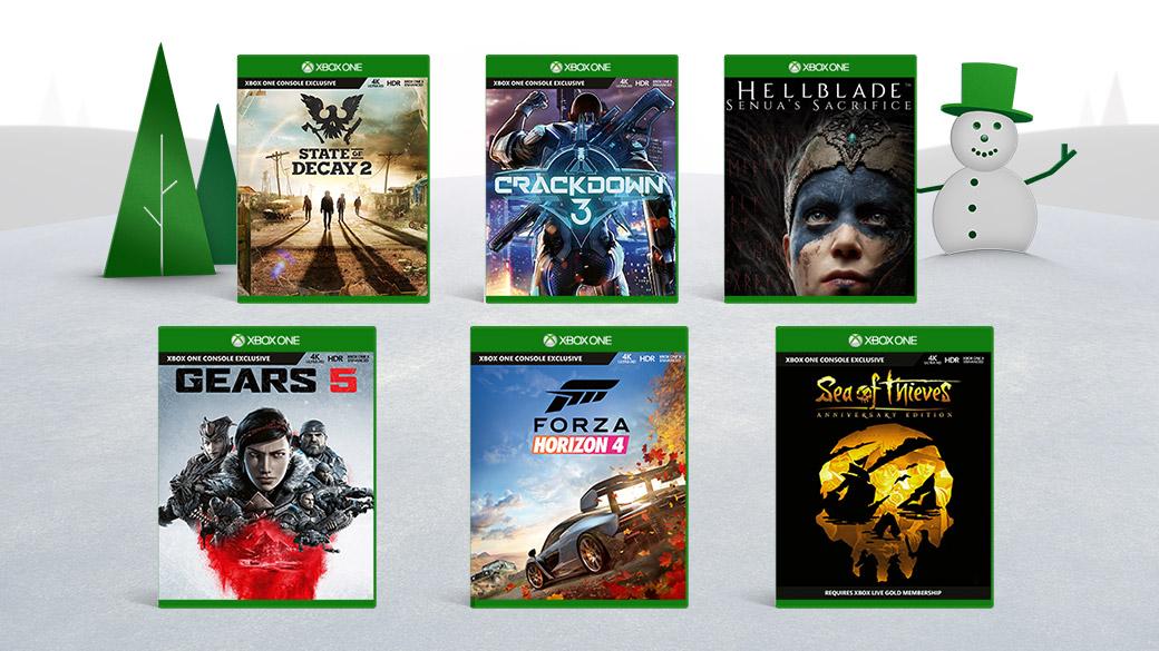 Xbox الجمعة البيضاء