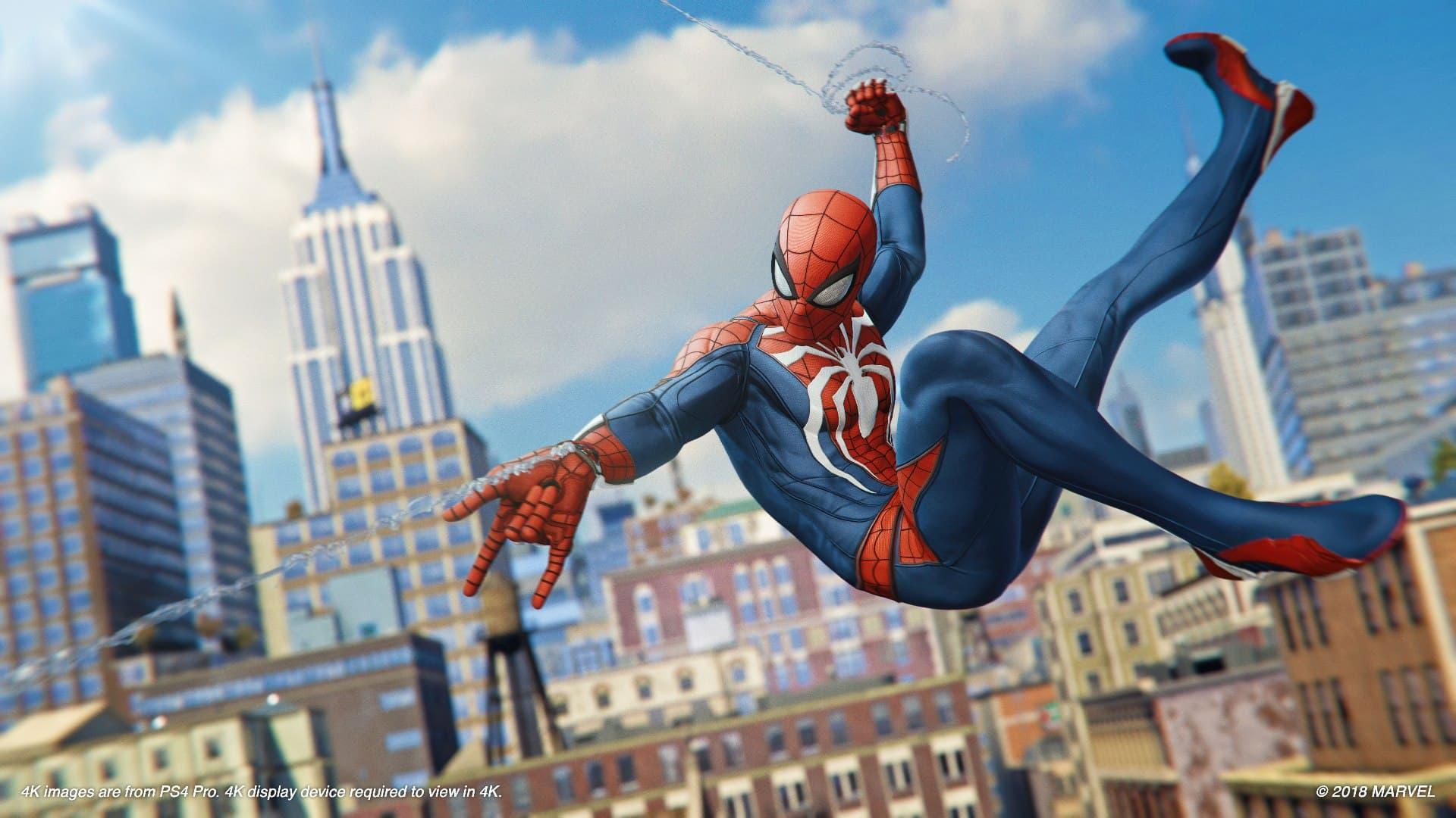 Spiderman 2 PS5