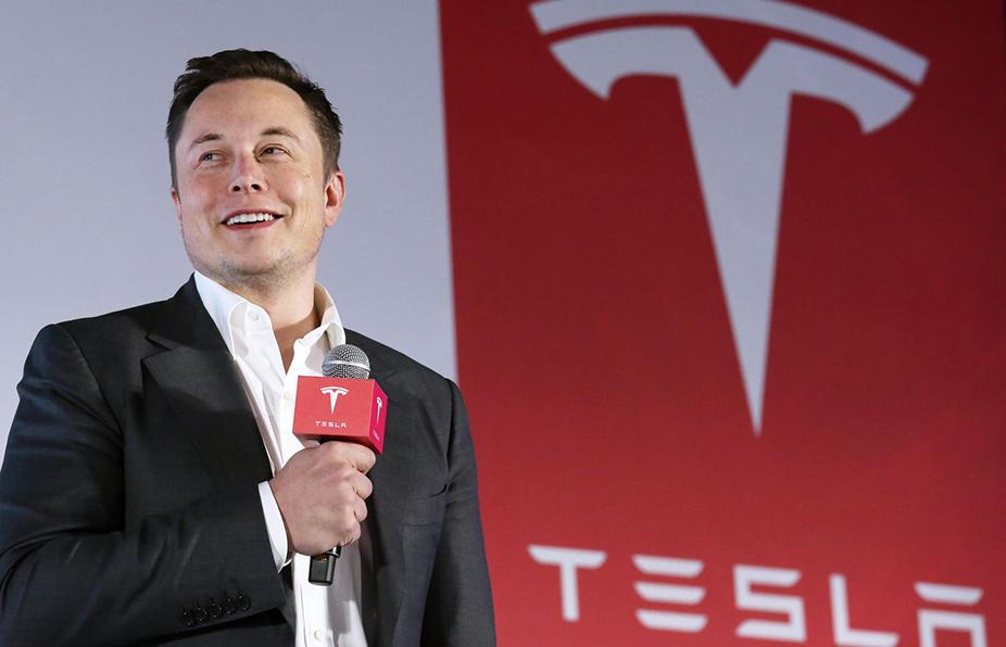 تيسلا Tesla إيلون ماسك