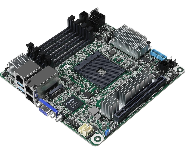 ASRock -X570D4I-2T AMD