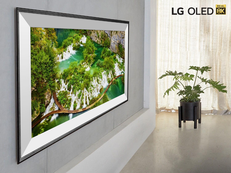 معرض CES2020 : تلفزيون LG OLED يجعل أحلام صناع السينما والألعاب حقيقة شاشات