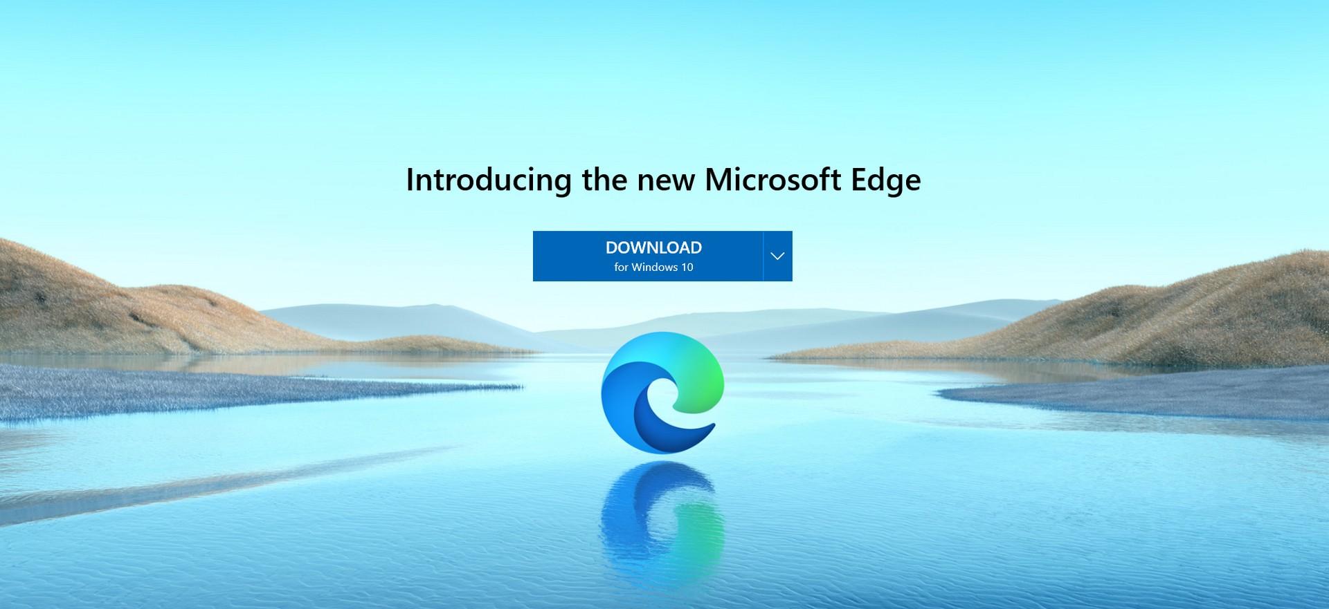 مايكروسوفت إيدج Microsoft Edge