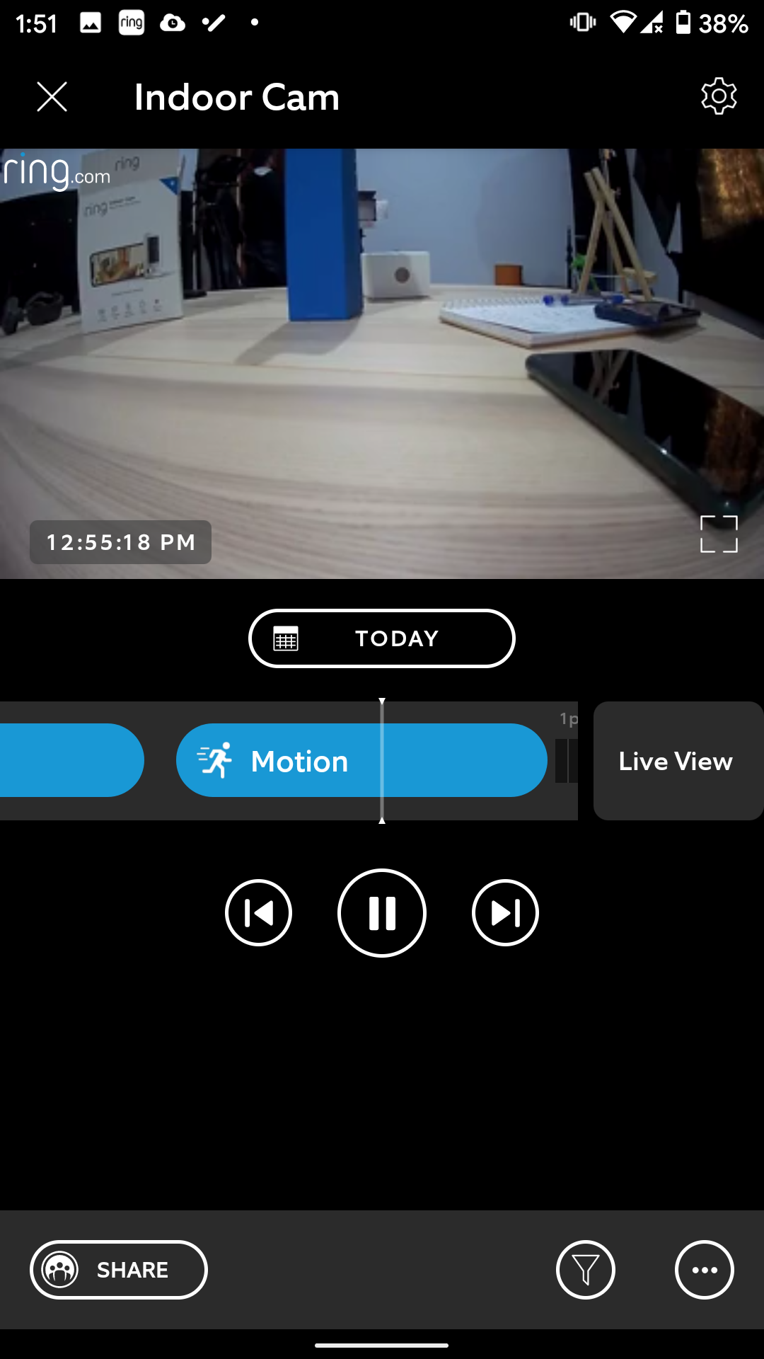 Ring Indoor Camera application (6)
