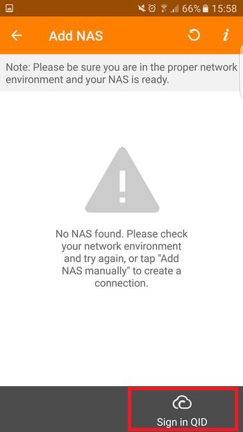 الوصول للملفات المشاركة إذا لم تكن متصل على نفس الشبكة