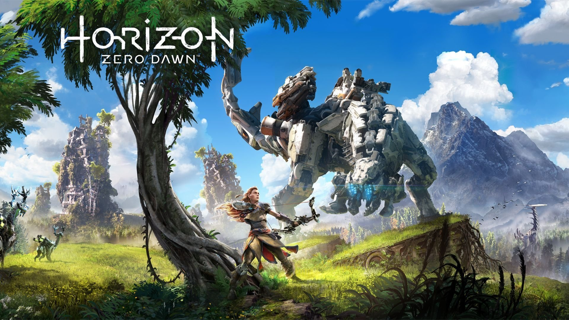 Horizon Zero Dawn 2 2020