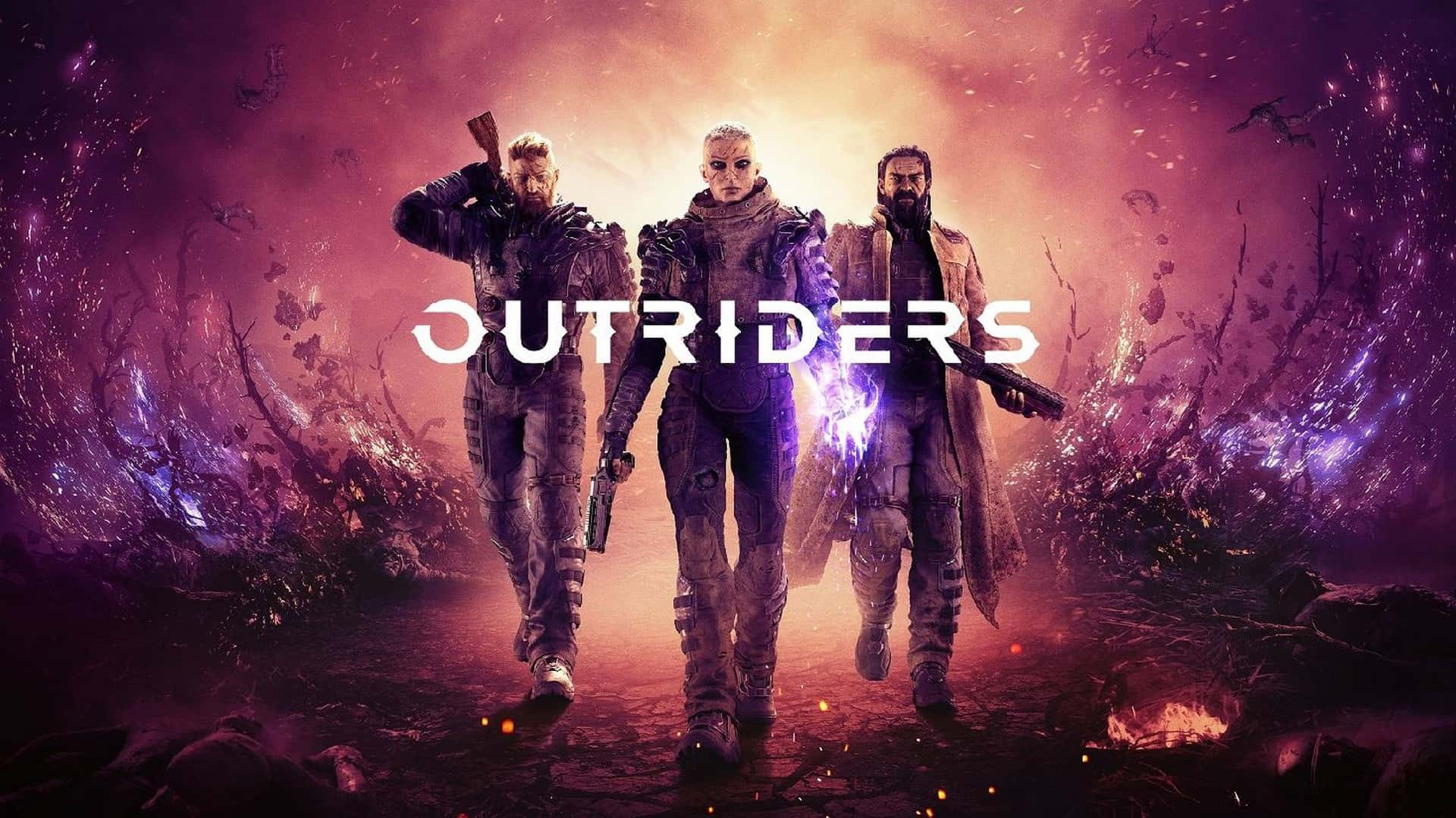Outriders Square Enix People Can Fly