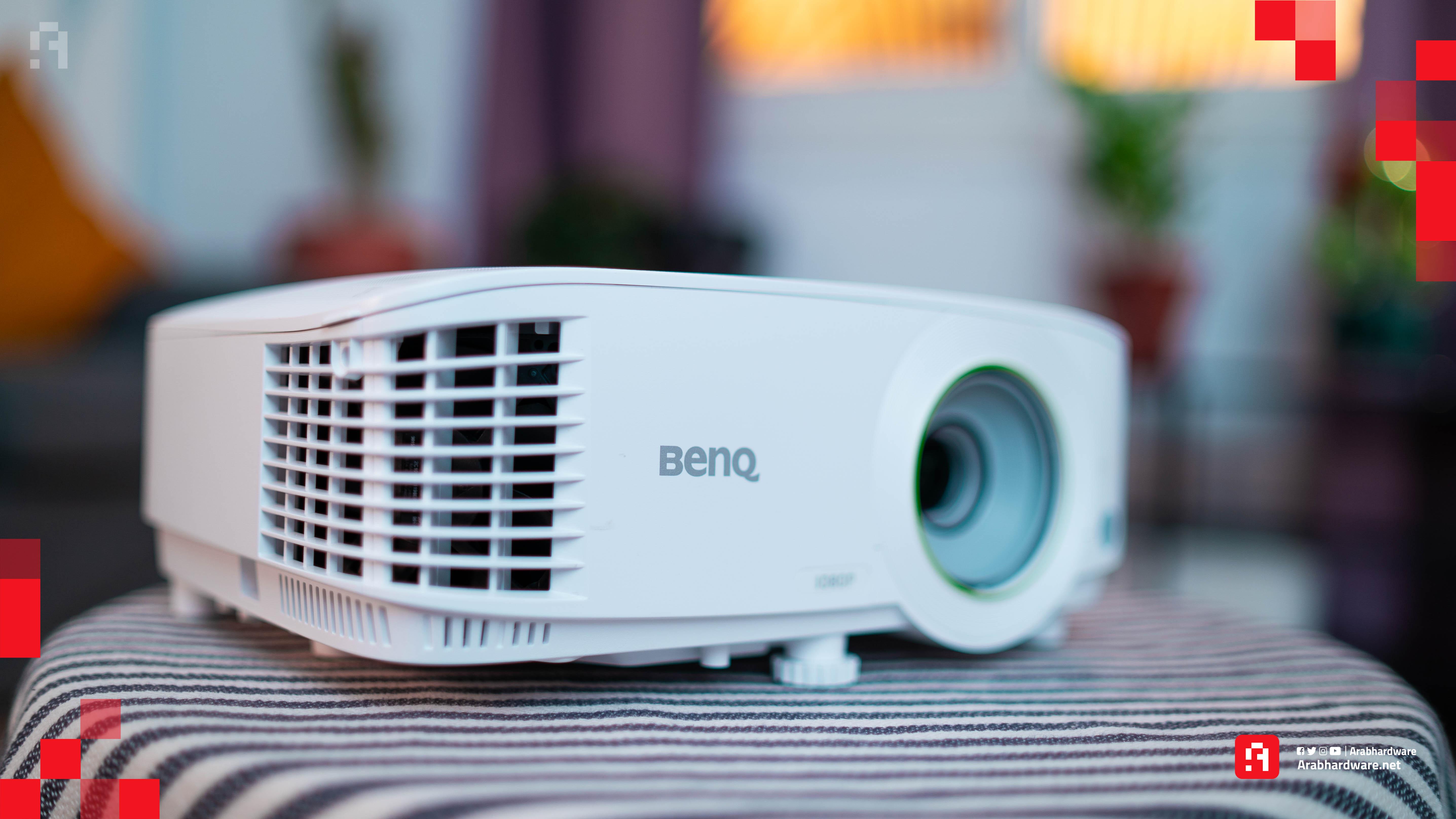 BenQ EH600 Projector (13)