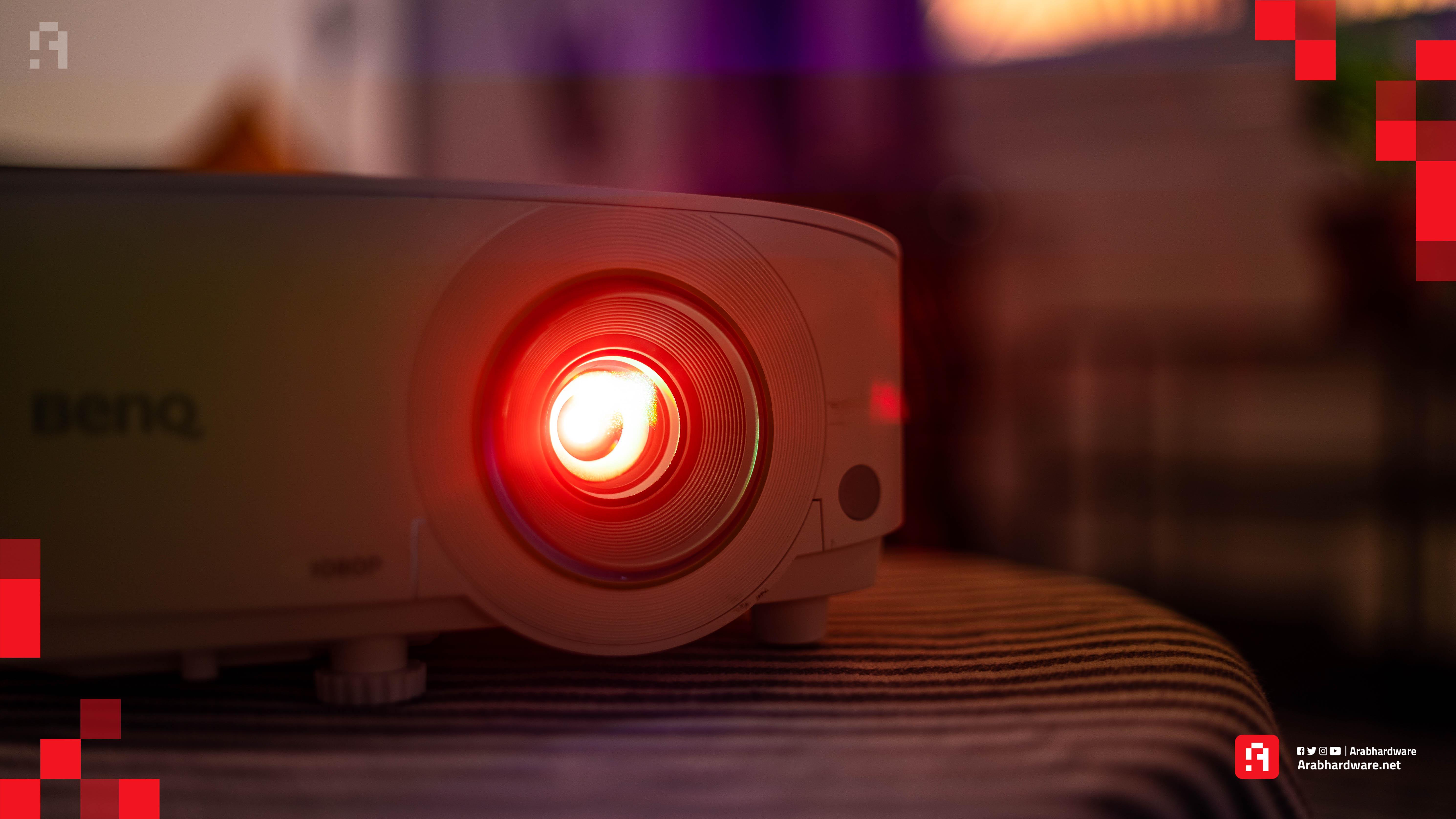 BenQ EH600 Projector (14)