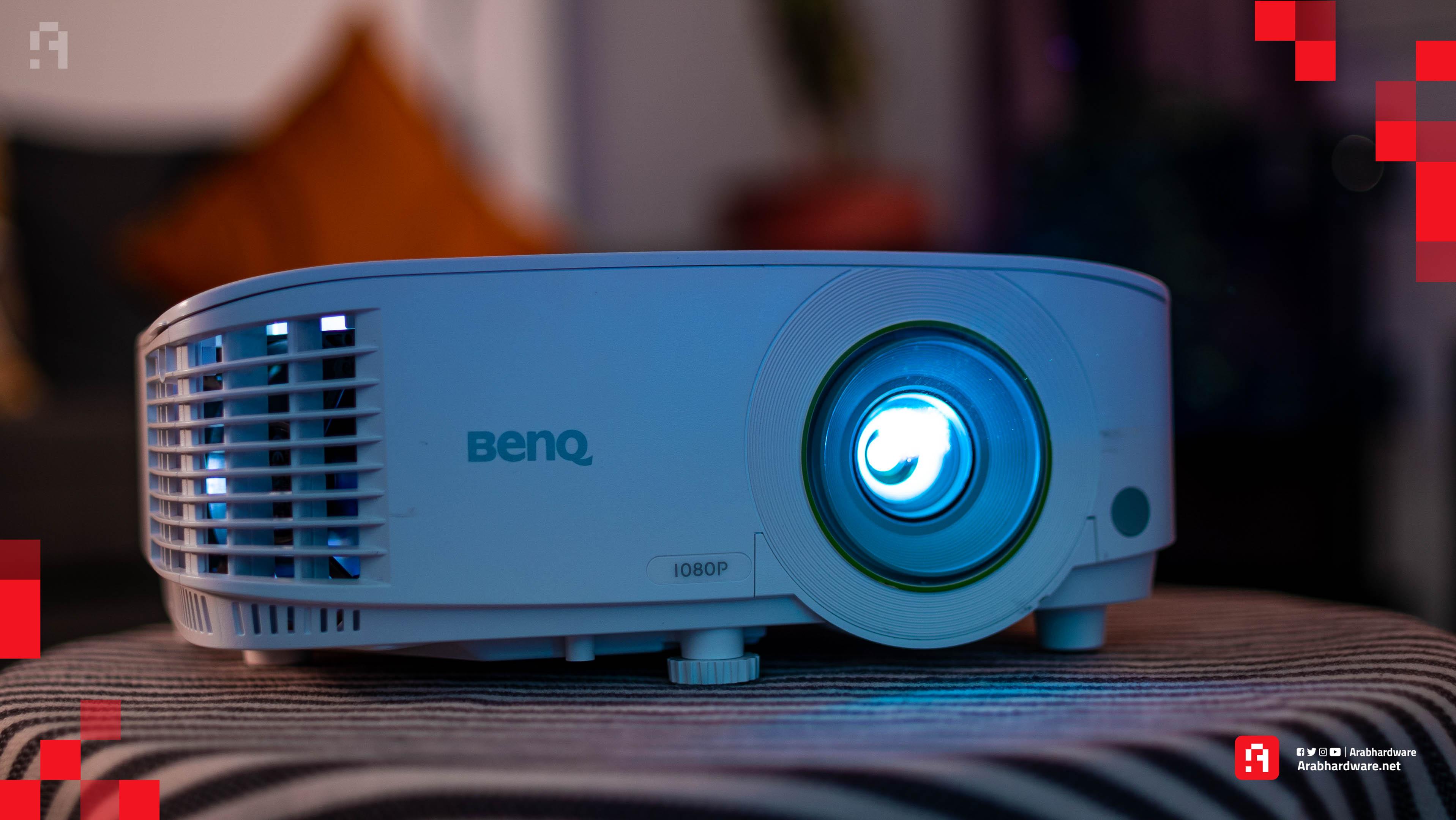 BenQ EH600 Projector (16)