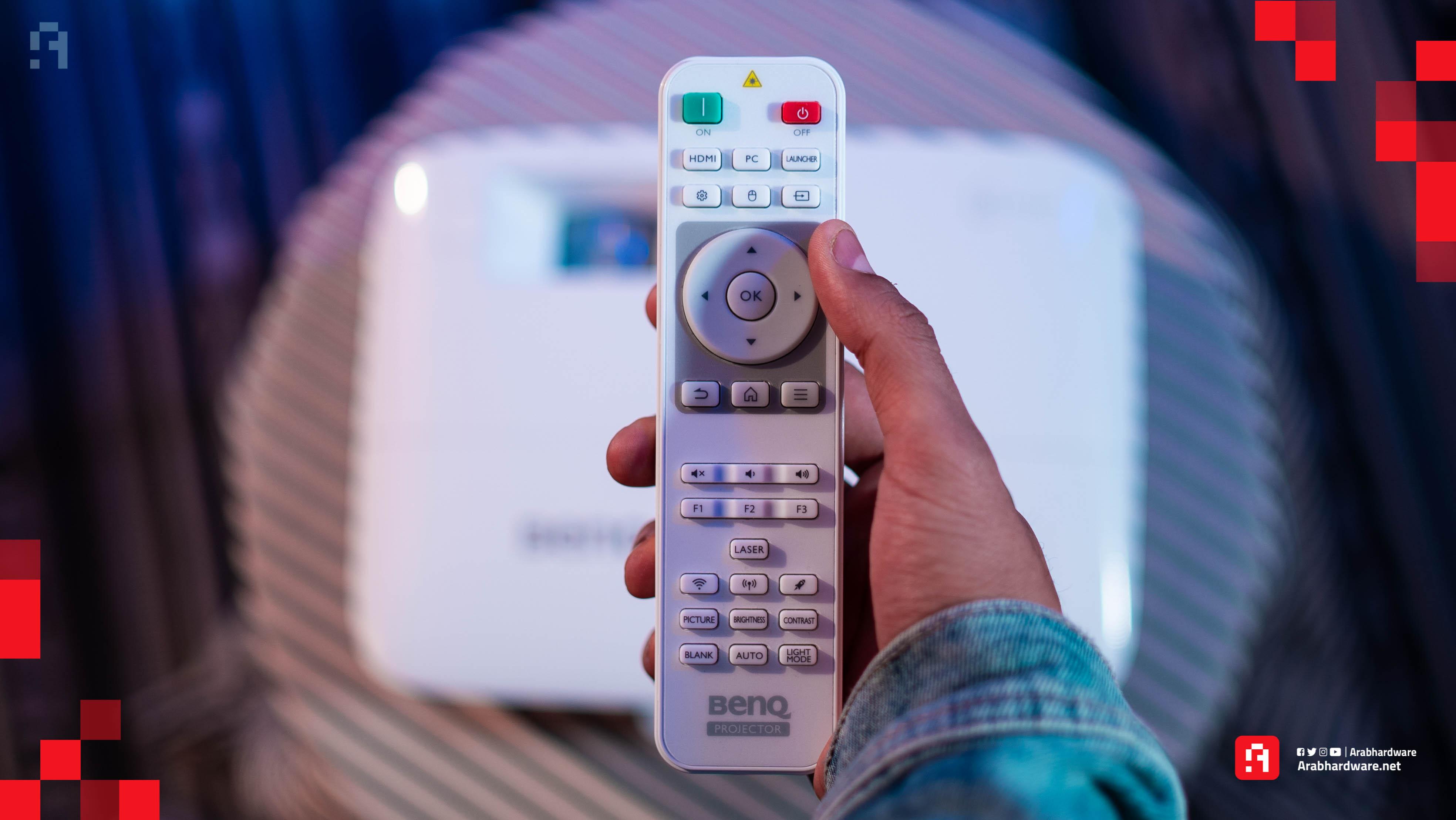 BenQ EH600 Projector (17)