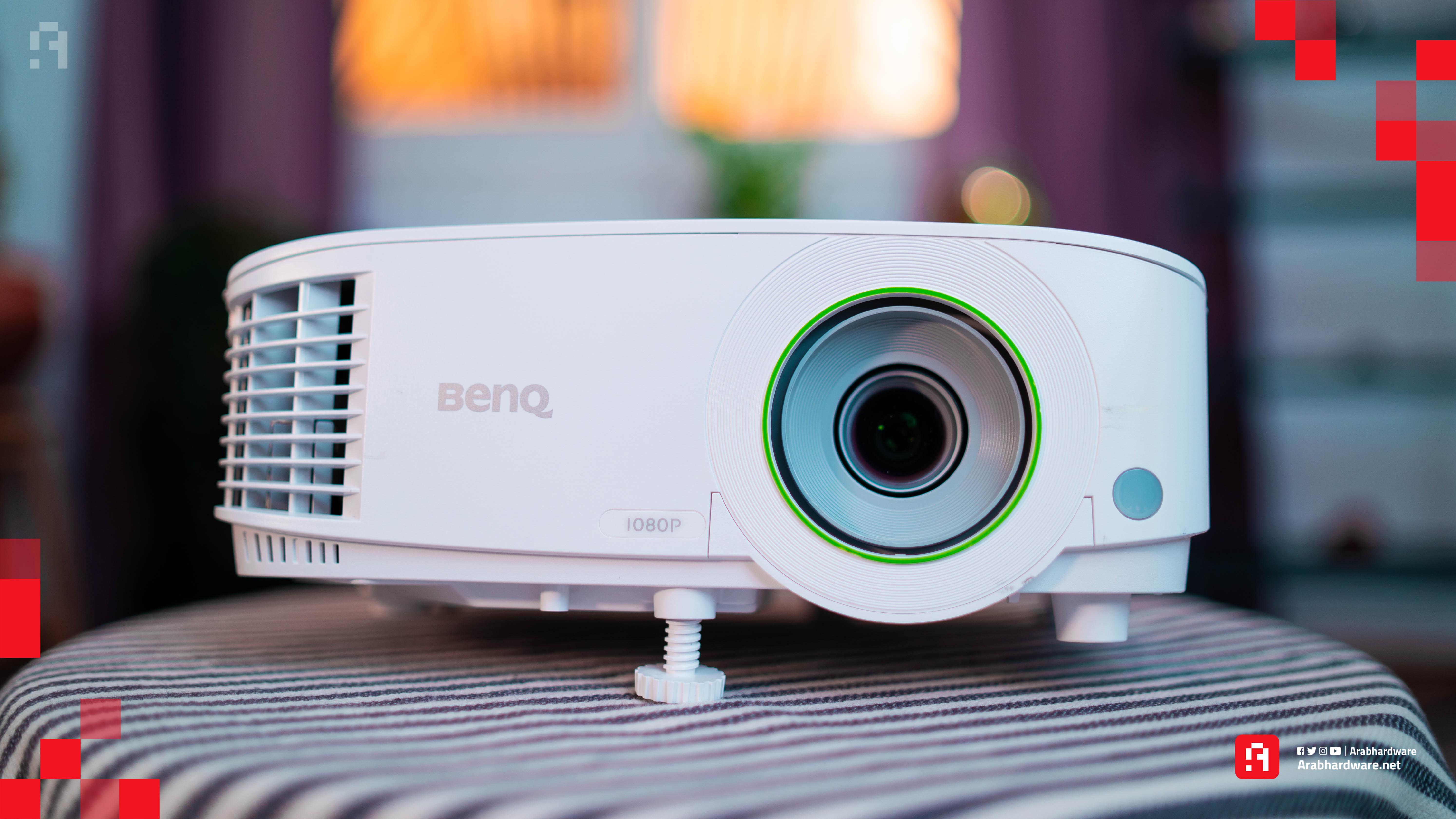 BenQ EH600 Projector (3)