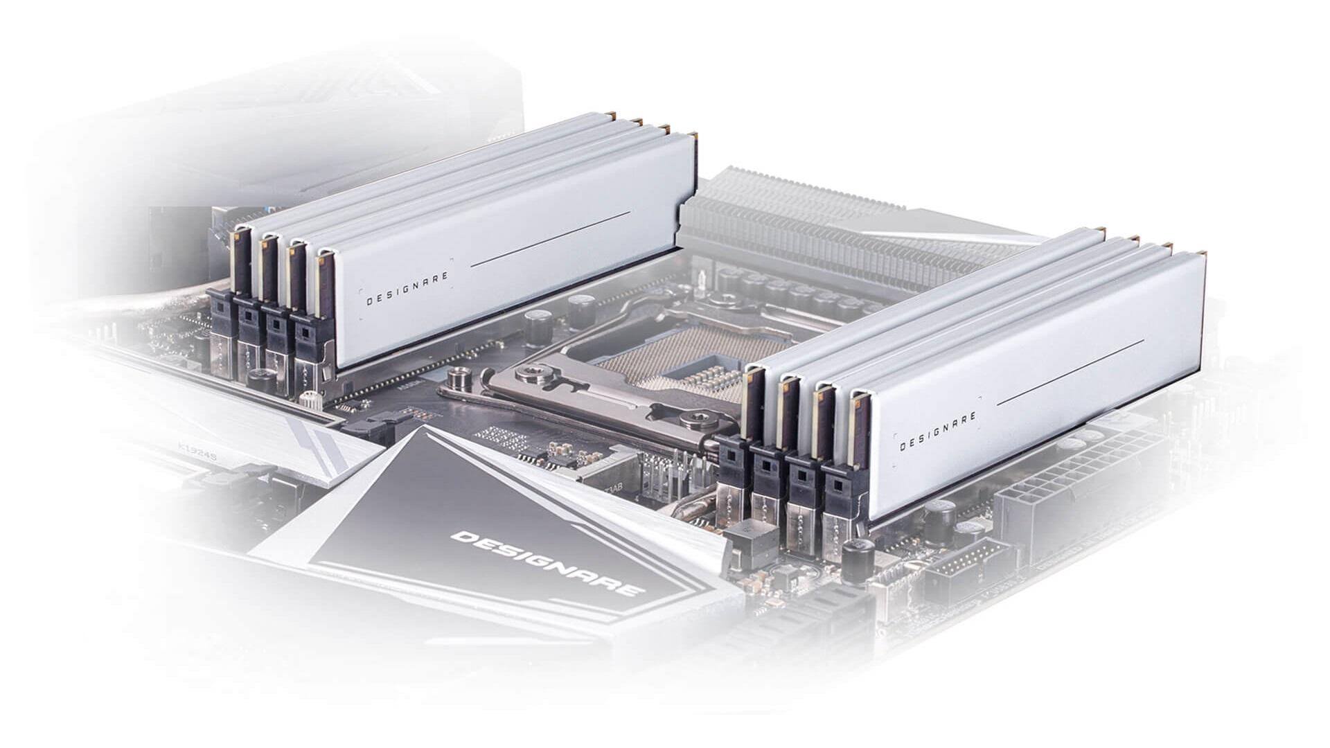 Gigabyte Designare RAM