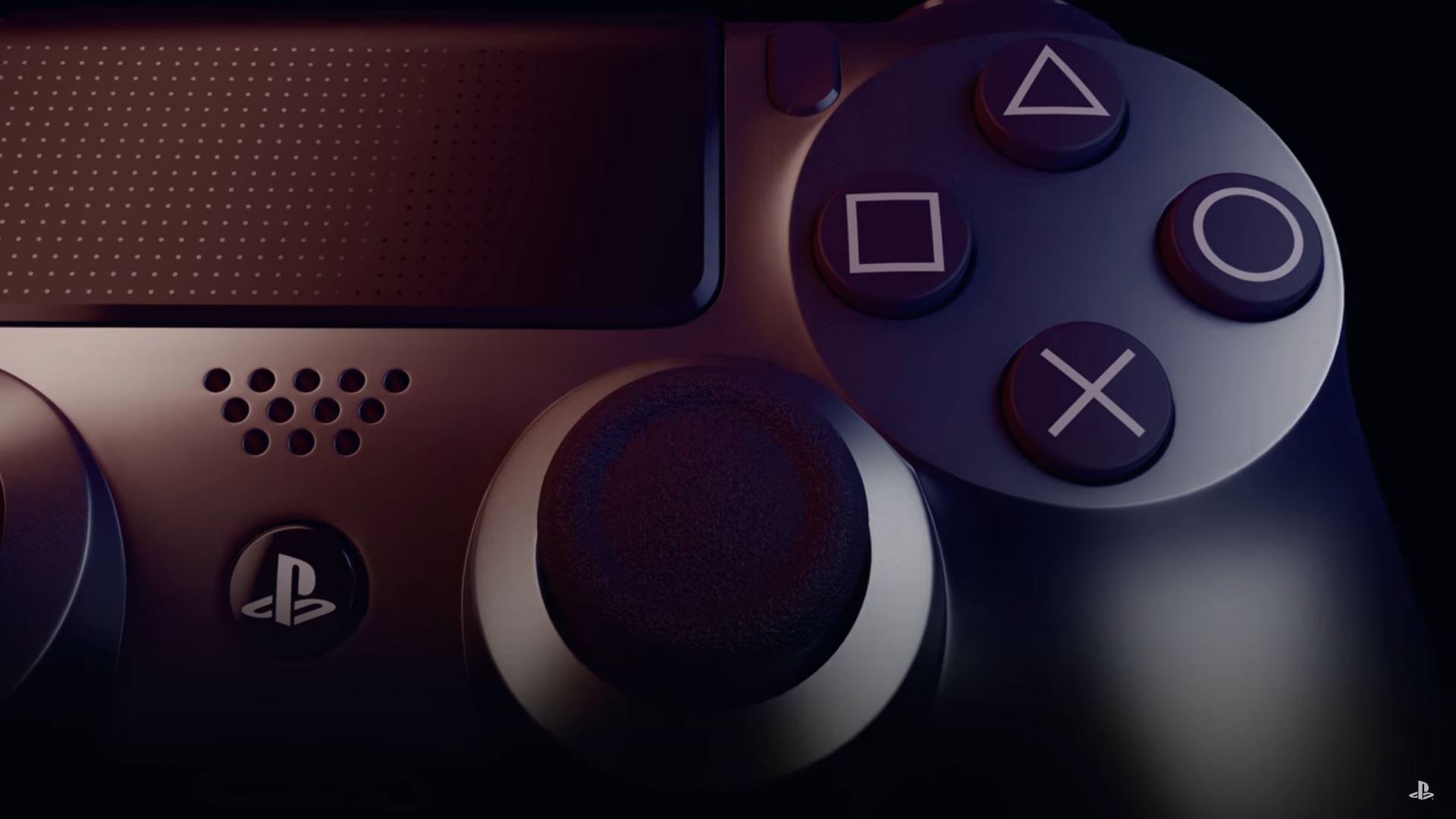 PS4 Sony أداة التحكم وظائف الأزرار كيف