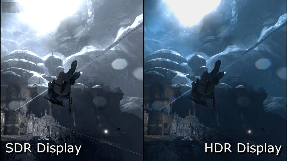 HDR الشاشة الالعاب الكمبيوتر 2020