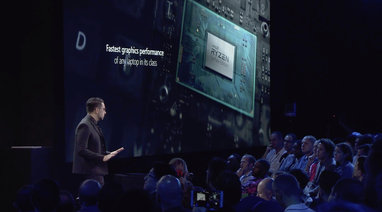 Microsoft Surface AMD APU Navi gpu Ryzen 5 4500U