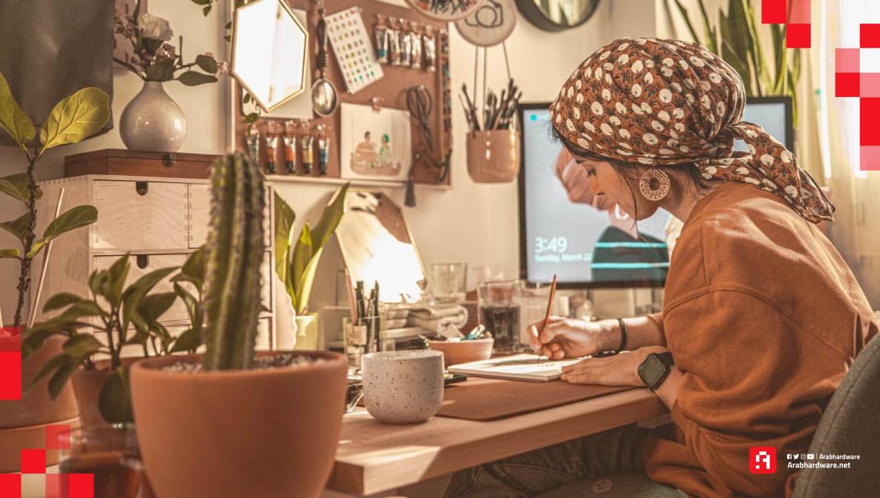 Work from home tips - Arabhardware