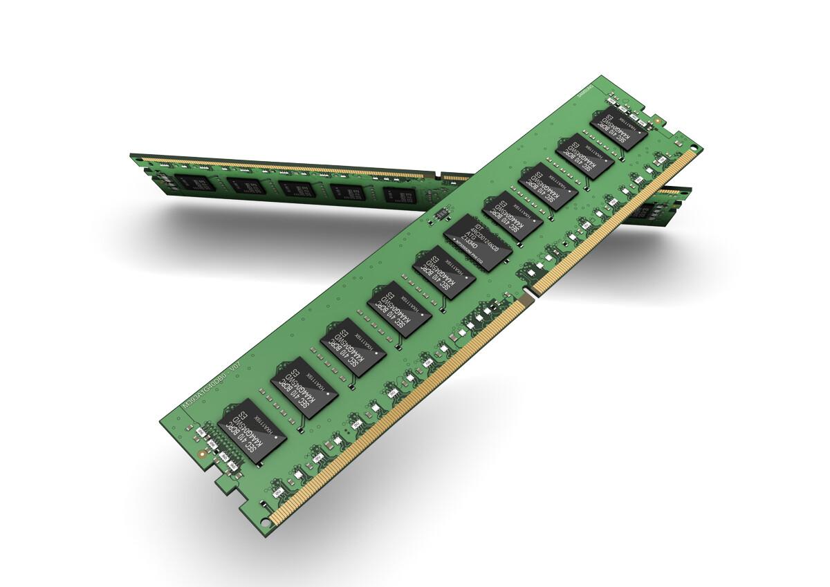 Samsung EUV Ram DDR4 رام
