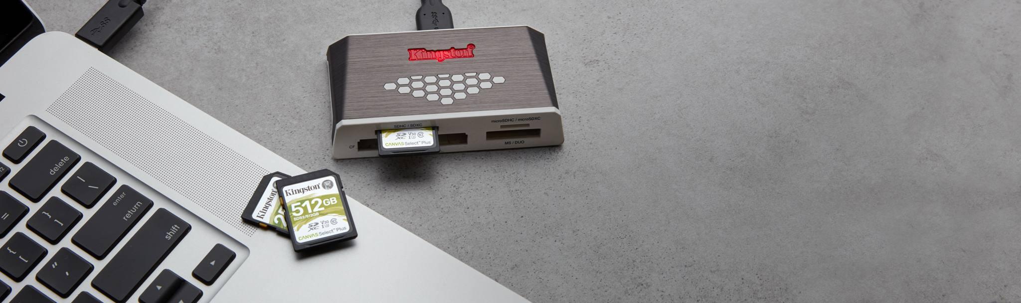 Kingston ذواكر SD و microSD