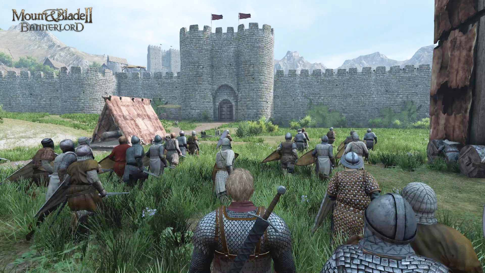 mount and blade bannerlord steam لعبة