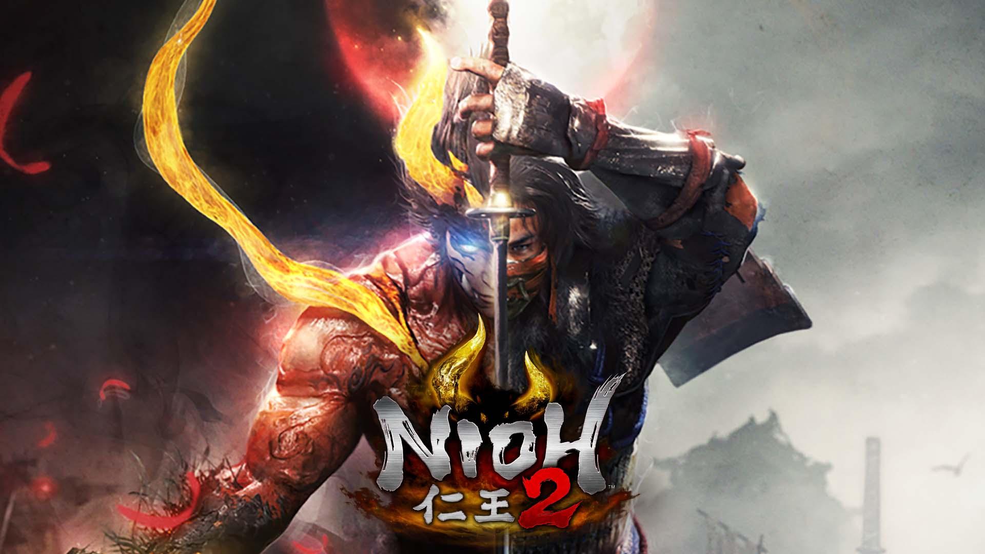 لعبة nioh 2