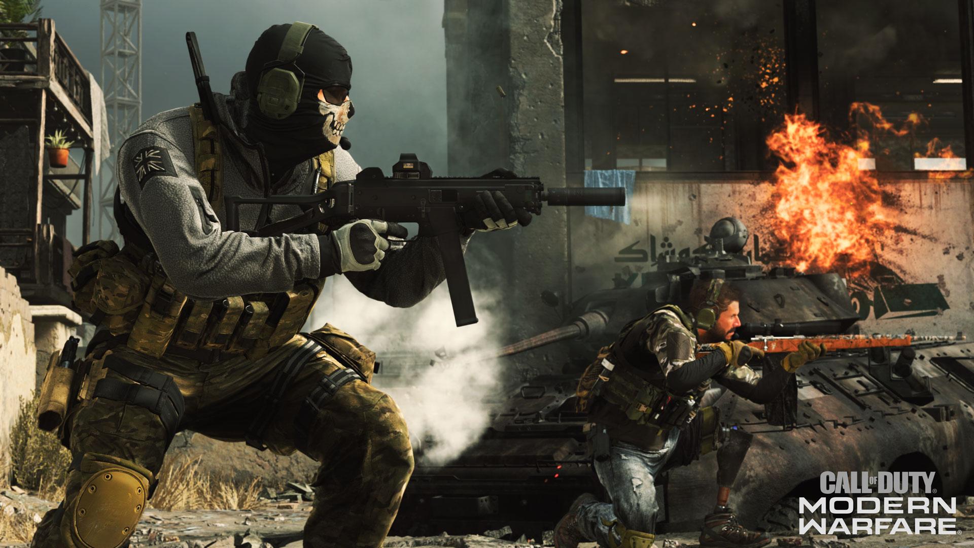 COD Warzone COD Modern Warfare الموسم الثالث